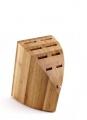 CHROMA P13 Blok do noży Type301, bambusowy  -  DOSTAWA GRATIS