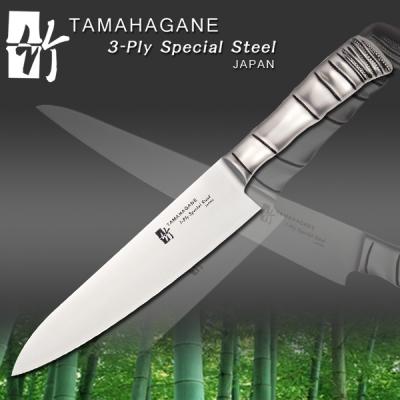 Tamahagane TK1104-DPS Gyuto 240mm - TOWAR W MAGAZYNIE