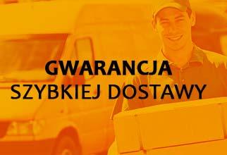 Gwarancja szybkiej dostawy