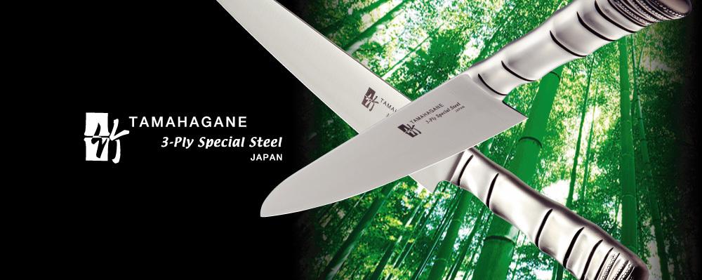 Tamahagane 3-ply Bambus